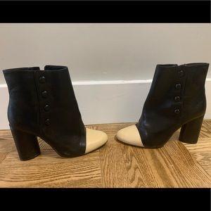Zara Heeled booties (8 or 38EU)